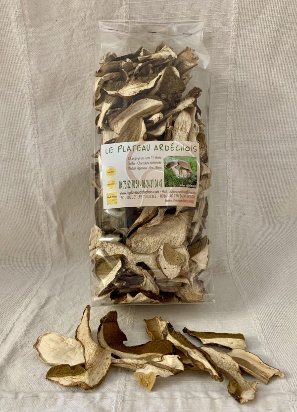 champignon cèpes choix